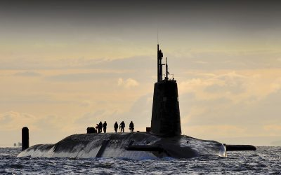 Grammar of Satire – Trident, by Frankie Boyle